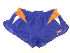 Asics Sprinter Shorts Gr. XL 90er Sporthose blau orange 90s oldschool FS2