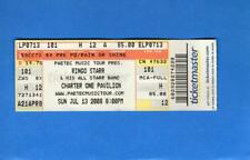 Ringo Starr & His All Star Band Charter One Pavilion Used Ticket Stub 2008