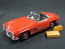 Minichamps Mercedes-Benz 300 SL Roadster 1957 1:18 Red (JS)