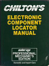 Electronic Component Locotor Manual. Professional Mechanic's Edition (R1217)