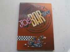 "Petit Carnet Bloc Notes """" joe bar team""""  comme NEUF Moto Collector !!"