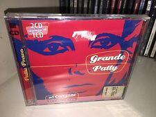 PATTY PRAVO GRANDE PATTY DOPPIO CD 28 CANZONI EDIZIONE LIMITATA SIGILLATO/SEALED