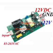 AC-DC adapter 110V 120V  85-265V to 12V -12V 30W negative Power Supply inverter