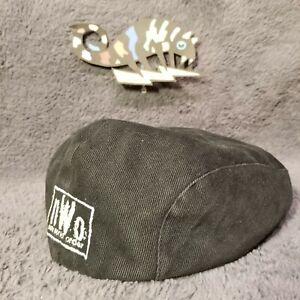 nWo WCW Vintage Retro 90s Buff Bagwell Gatsby Hat 1998 Wrestling