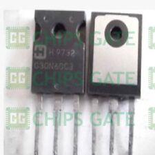 4PCS HGTG30N60C3D Encapsulation:TO-247,63A, 600V, UFS Series