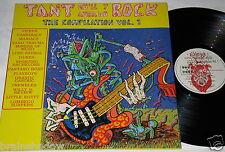Tant qu 'il y aura tu Rock Compilation Vol. 1 LP STOP It Baby Rec France 1988 FOC
