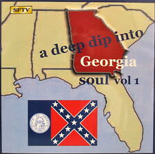 A DEEP DIP INTO GEORGIA SOUL - Volume #1