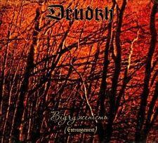 Drudkh - Estrangement CD 2010 folk black metal Ukraine reissue jewel case