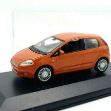 MODELLINO AUTO FIAT GRANDE PUNTO SCALA 1/43 DIECAST MODELLISMO STATICO NOREV