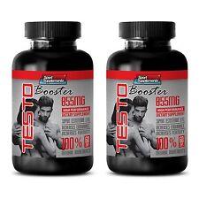 Enhancement Pills For Men - TestoBooster T-855 - Zinc Tablets 2B