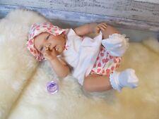 Reborn Baby Rebornbaby Nalah Mädchen Babypuppe Baby Vollvinyl Puppe ninisingen