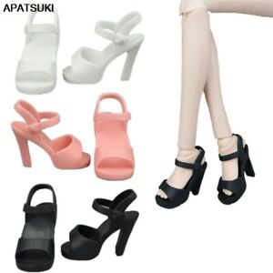 1/4 BJD Xinyi SD Doll Shoes High Heeled Sandals for 1:4 Doll Shoes Kid DIY Toys