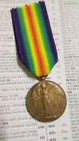 ORIGINAL 1914-19 -  WW1 VICTORY MEDAL - NAMED  (88)