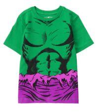 NWT Gymboree Gym Friends Boys  Marvel Comics Hulk Shirt 3t