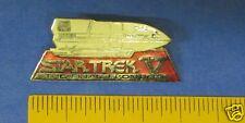 Star Trek V The Final Frontier Logo Galileo Shuttlecraft Pin Badge STPIN9716