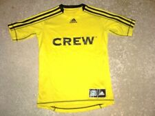 COLUMBUS CREW short sleeve Soccer Jersey youth Large MLS