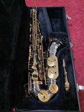 Cannonball Sceptyr Semi-pro Alto Saxophone