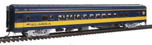 Walthers Proto Alaska Railroad (ARR) 44 Seat Coach, 1999 Scheme, 920-11651