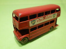 LESNEY   NO= 5  LONDON BUS   -  VERY RARE    - CAR  IN GOOD CONDITION