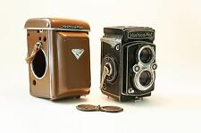 Very Rare Yashica Mat with Luxamar Lens.Perfect Working. Free Worldwide Shipping