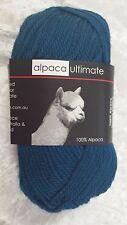 Inca Spun Worsted 10 Ply #M1788 Pink Alpaca /& Wool 50g
