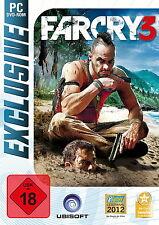 Far Cry 3 (PC 2014 Nur der Uplay Download Key Code) keine DVD Nur Uplay Key Code
