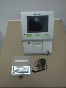 Tomey SP 3000 Pachymeter Corneal Thickness Ultrasound