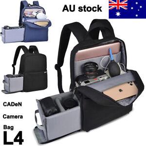 CADeN L4 Waterproof Camera Backpack Bag for Canon Nikon Sony Leica SLR DSLR