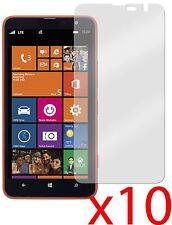 Hellfire Trading 10x Screen Protector Cover Foil Guard for Nokia Lumia 1320