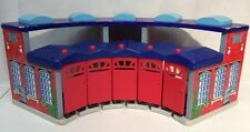 Wooden Train Roundhouse Maxim Deluxe
