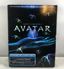 Avatar 3 Disc Extended Collector's Edition Blu-ray Brand New
