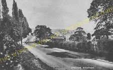Trevor Railway Station Photo. Llangollen - Acrefair. Berwyn to Ruabon Line. (6)
