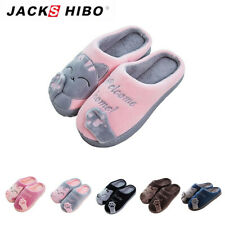 Men's Womens Memory Foam Comfort Slippers Lining Slip on Indoor House Shoes US
