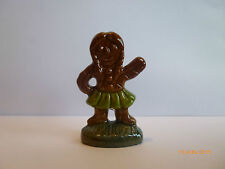 WADE WHIMSIE GINGERBREAD GIRL LIGHT GREEN SKIRT