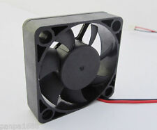 50pcs Brushless DC Cooling Fan 50x50x15mm 7 blades 24V 0.14A 2pin Connector UK