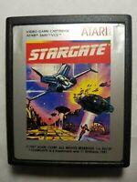 Stargate (Atari 2600, 1987) Game Only