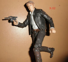 """Han Solo figure Star Wars Black 6"""" series Toy the Force Awakens harrison ford 7"""