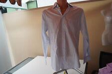 JACQUES BRITT Herren Hemd langarm klassisch edel Anzug Gr.15,5 / 39 hellblau #42