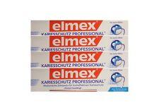 4x ELMEX Kariesschutz Professional Zahnpasta 75ml PZN:10302593 Zahncreme