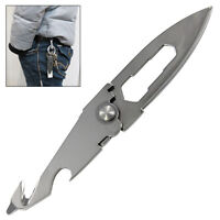Urban Cricket Free Lock Utility Emergency Multi Tool Seat Belt Cutter Opener
