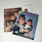 Lot of 3 90s My Twinn Catalogs Magazines Vintage Collector's Rare Doll Guide