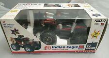 1:18 Nikko Tronico Indian Eagle Pick-Up Truck RC R/C Radio Control unbenutzt Ovp