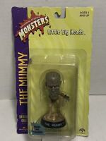 Universal Studios Monsters Little Big Heads THE MUMMY Figure Sideshow Toys 1998
