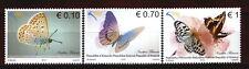 KOSOVO(096) 2012 - Butterflies - MNH Set