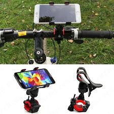 Bicycle Universal Cell Phone GPS Motorcycle Mount Holder Handlebar New MTB Bike