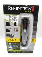 Remington Lithium Power All-In-One Men's Grooming Kit Beard Trimmer PG6025