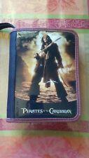 pirates of the caribbean binder