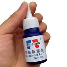 20ML UV Super Glue LOCA Liquid Optical Glass 502 Remover Industrial Clean Agent