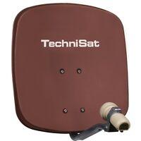 Technisat DigiDish 45 + Single LNB Rot Sat/Installation, SAT-Schüssel, Spiegel