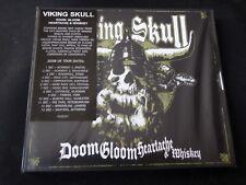 Viking Skull - Doom Gloom Heartache & Whiskey NEW CKY GNARKILL RAGING SPEEDHORN